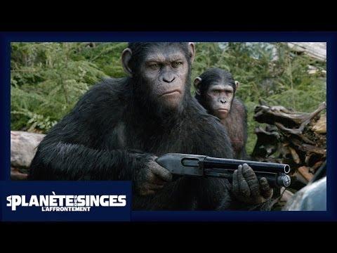 La Planète des Singes : L'Affrontement - Bande annonce [Officielle] VF HD