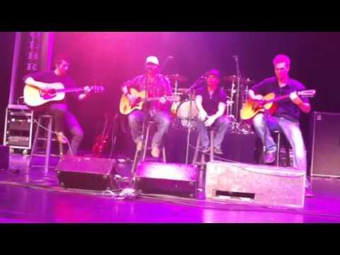 Holbrook live at Hard Rock