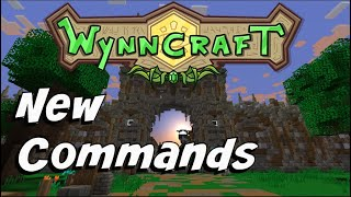 New Commands | Wynncraft | Guides