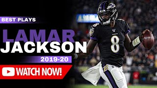 Lamar Jackson BEST Highlights of 2019-20 Season (Part2)