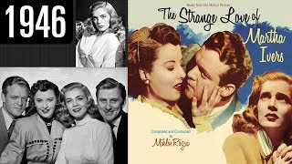 The Strange Love Of Martha Ivers  Full Movie  GOOD QUALITY 1946