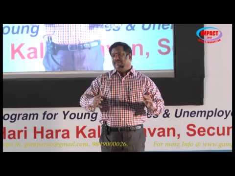 How To Become More Powerful Kavitha Prasad TELUGU IMPACT Hyd 2013