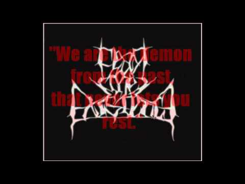 "Fear The Existence - ""We are the Void"" with lyrics"