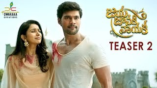 'Jaya Janaki Nayaka' movie second teaser
