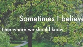 Reality - Lost Frequencies (lyrics)