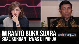 Video Masa Depan Papua: Wiranto Buka Suara Soal Korban Tewas di Papua (Part 1) | Mata Najwa MP3, 3GP, MP4, WEBM, AVI, FLV September 2019
