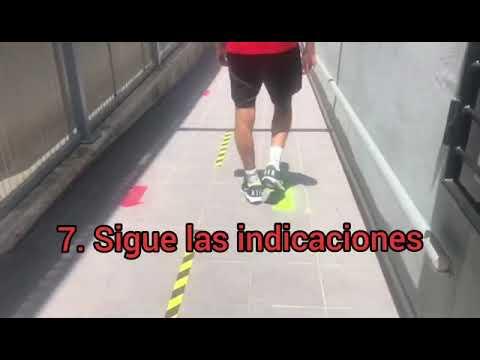 Normas de uso reapertura pistas de atletismo, pádel y tenis Ciudad Deportiva fase 2 desescalada