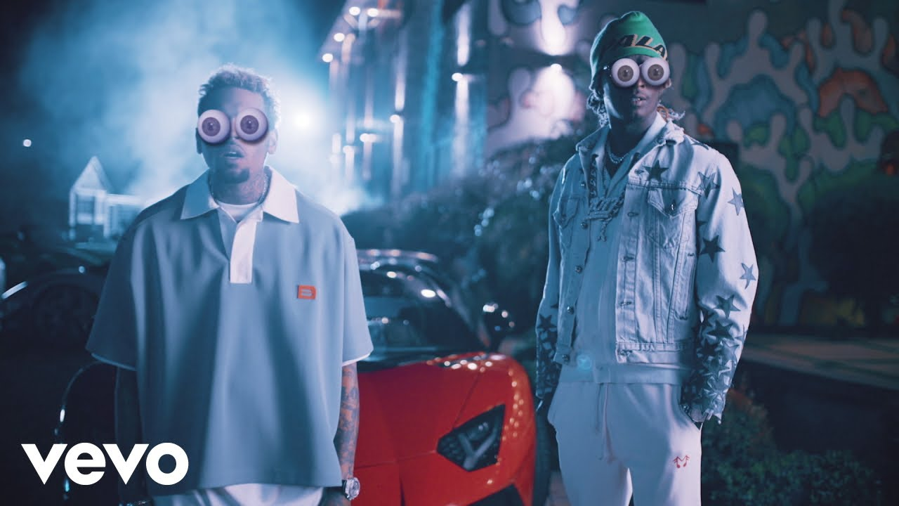 Chris Brown, Young Thug — Go Crazy