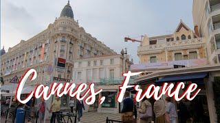 Cannes France 4k Travel Guide Walking Tour