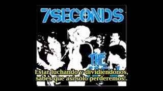 7 Seconds I Have A Dream (subtitulado español)