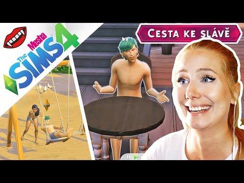 KOLIK DOKÁŽEŠ SBALIT HOLEK CHALLENGE ● The Sims 4 - UPÍŘÍ DENÍKY 38