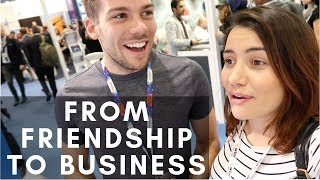 How We Turned Our Friendship Into A Business.