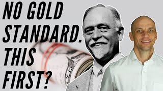 No Gold Standard? This instead? Irving Fisher's Chicago Plan Revisited