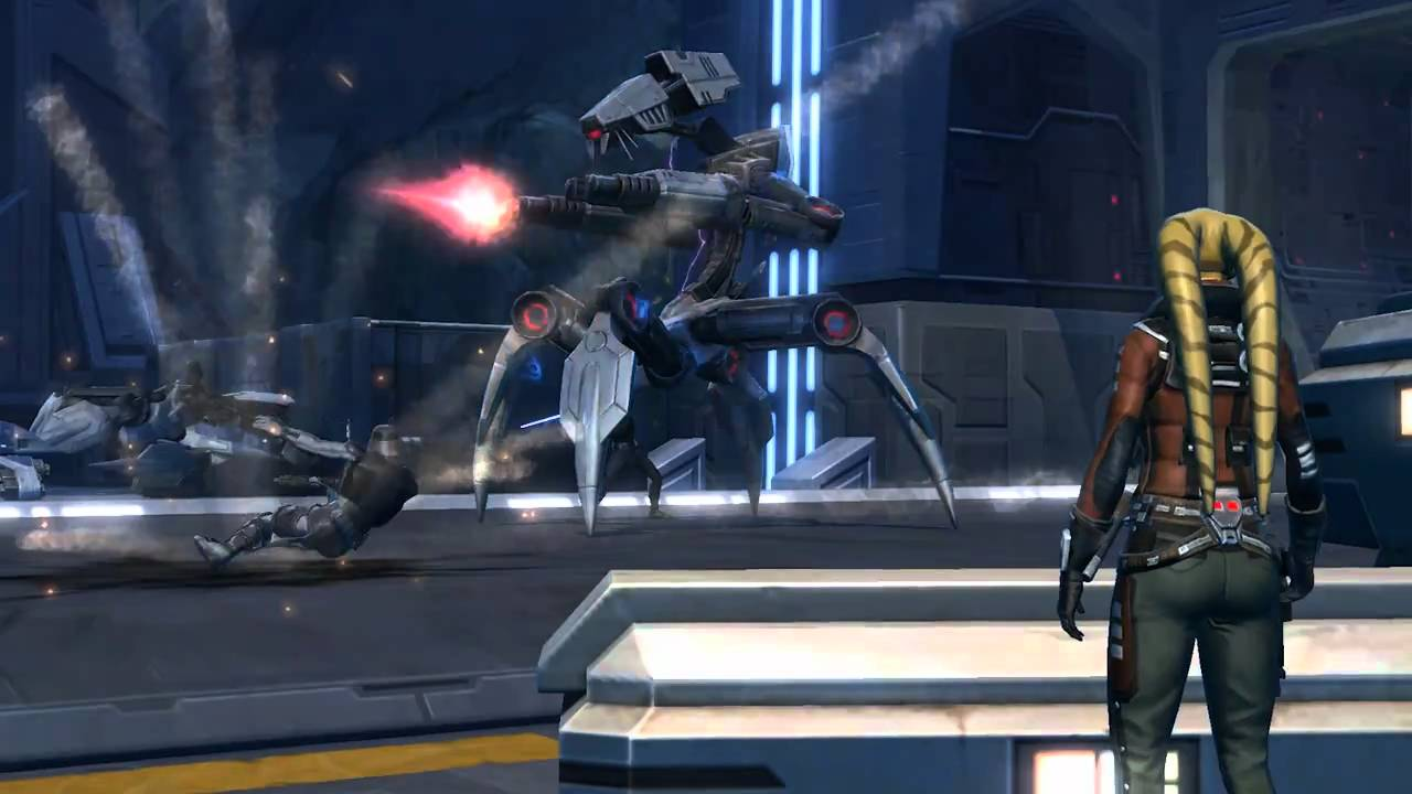 Teamwork Is Key In Star Wars: The Old Republic's Flashpoints