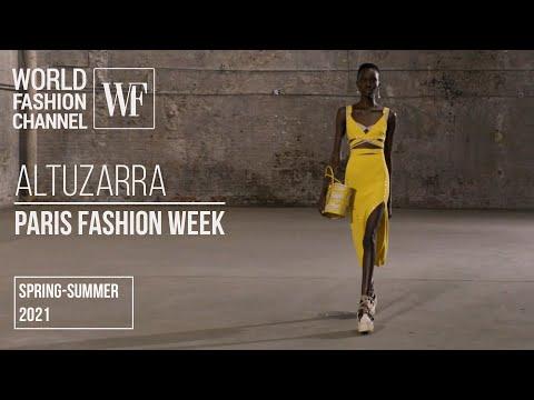 ALTUZARRA spring-summer 2021 | Paris Fashion Week