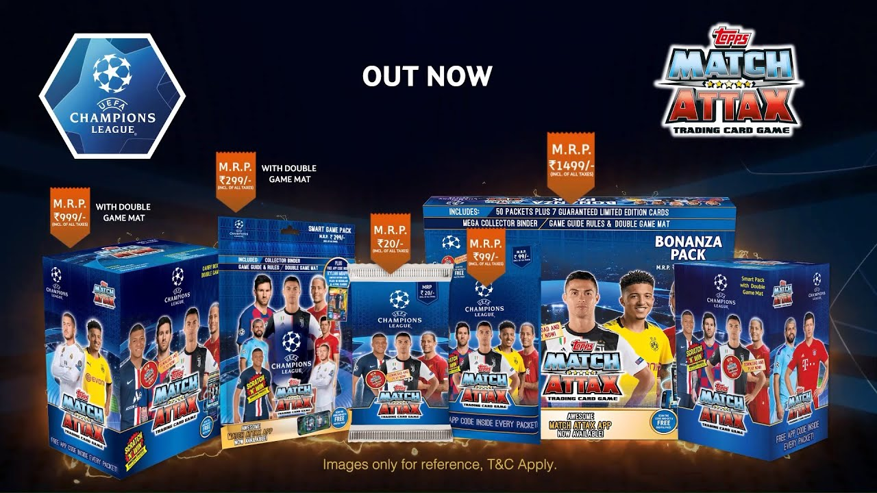 Match Attax video