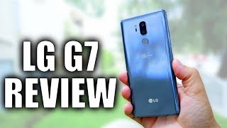 LG G7 ThinQ Review: It's Worth It.