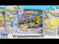 Grossery Gang Action Figures Motor Bike Blind Bag Toy Review PSToyReviews