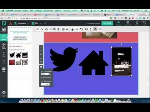 Infographic Tutorial infographic tutorial piktochart : Cómo crear infografías con Piktochart #infografia #infographic ...