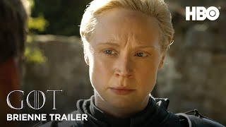 Game of Thrones | Official Brienne of Tarth Trailer (HBO)
