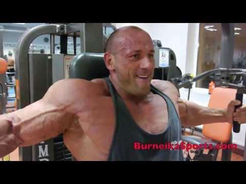 Dynamiczny skurcz mięśni