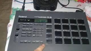 Roland R5 Con Ritmos