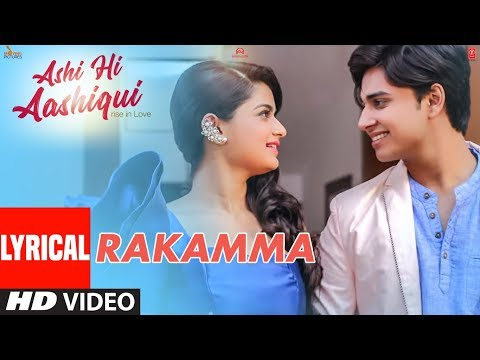 Rakamma Video Song | Ashi Hi Aashiqui