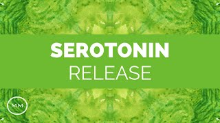 Serotonin Release - Alpha Waves for Serotonin & Endorphins - Binaural Beats - Meditation Music