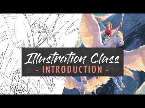 Illustration Class - Introduction