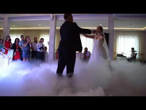 Оформлення весільного танцю спецефектами, відео 6