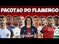 Pacotão de reforços do Flamengo para 2020