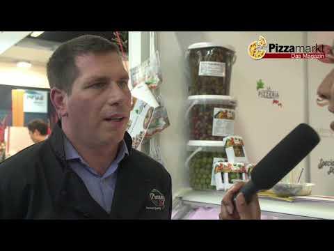 La Pizzeria - Anuga 2017 im Interview mit Pizzamarkt