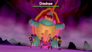 Drednaw  - (Pokémon) - Where to find Gigantamax Drednaw, Den 78 (Pokemon Sword & Shield)