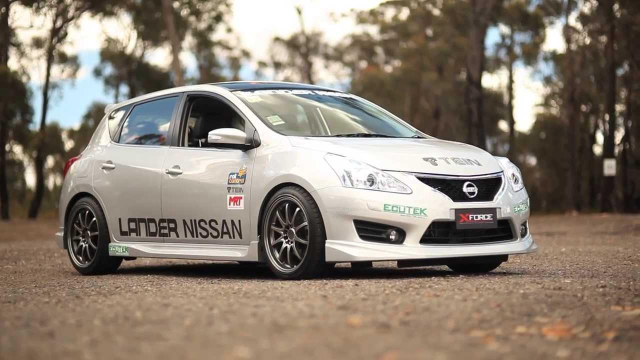 XFORCE Nissan Pulsar SSS 2013+ Performance Exhaust System