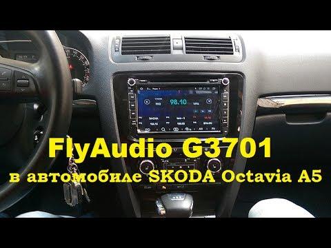 """Обзор штатной 8"""" магнитолы G3701DSP на VOLKSWAGEN General type (4GB RAM)"""