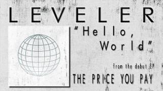 LEVELER - Hello, World