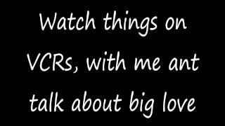 The XX - VCR lyrics