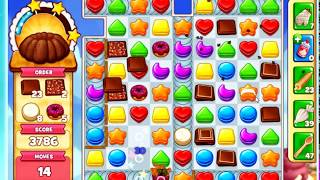 Cookie Jam Level 3982 **