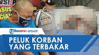 Inilah Penyebab Wajah Pelaku Pembakaran Wanita di Cianjur Terluka, Sempat Peluk Korban yang Terbakar