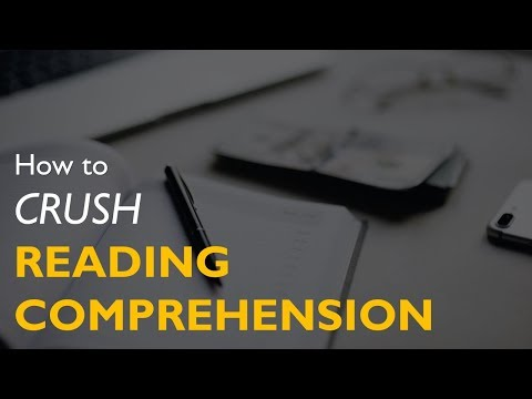 How to CRUSH Reading Comprehension: 3 Effective Strategies to Ace RC [+worked example!]