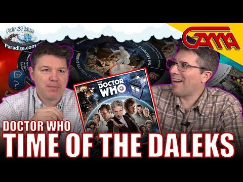 Doctor Who: Time Of The Daleks - How It Works