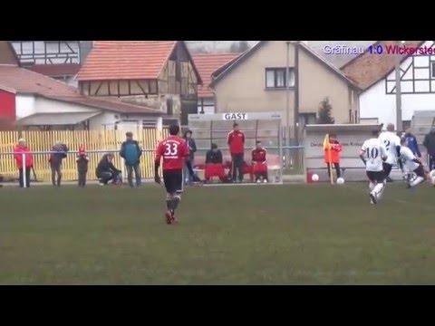 FSV Gräfinau-Angstedt vs SVEintracht Wickerstedt