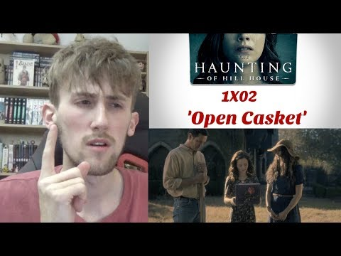 The Haunting of Hill House Season 1 Episode 2 - 'Open Casket' Reaction