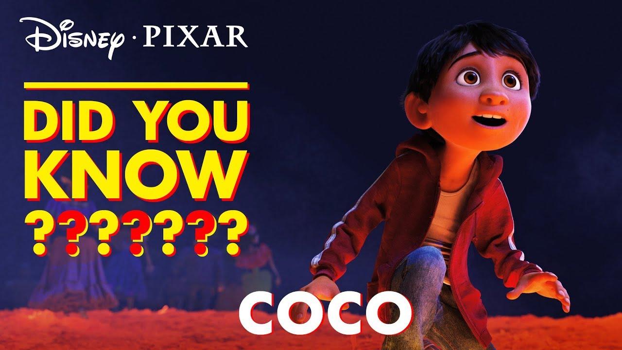 Trailer för Coco