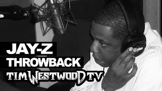 Jay-Z rare unreleased freestyle from 2000 - Westwood Throwback