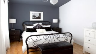 30+ Black And White Bedrooms