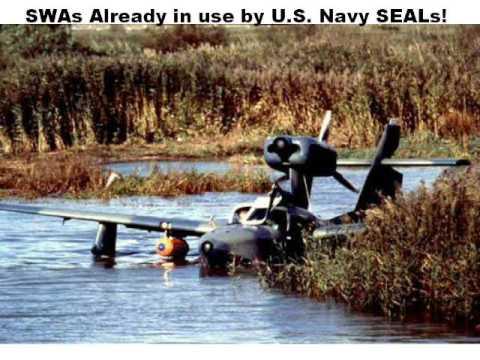 SeaWolf Amphibian (SWA): Roles & Missions