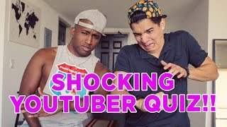 SHOCKING YOUTUBER QUIZ!! ft SWOOZIE
