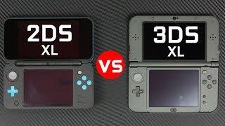 Nintendo2DSXLvs3DSXL