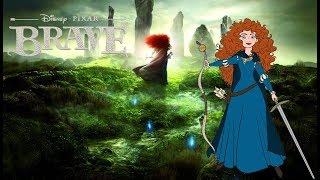 Herní film: Disney Rebelka / Merida / Brave (-Pohádka-)